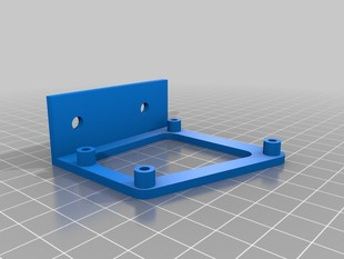 arduino uno vertical t-slot mount for 25mm / 1 inch extrusion