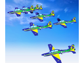 Brazilian Air Demonstration Squadron - EDA - A29