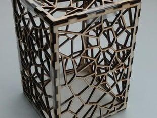 Laced Box