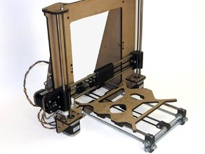 Prusa i3 Improved for laser cut