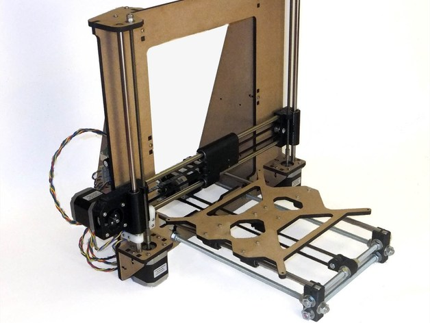 Prusa i3 Improved for laser cut by twelvepro - Thingiverse