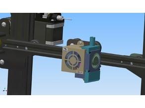 Косяк Китайских 3D Принтеров,  Right Mod Ender 3