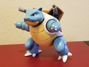 Blastoise Action Figure