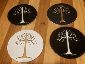 Tree of Gondor cup holder
