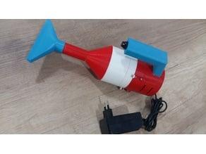 Vacuum Cleaner 9V (powerful)
