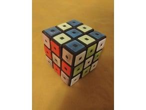 Rubik's Cubt Tile set