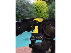 Binocular Stand With Clip
