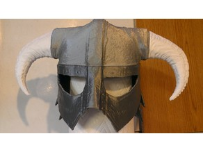 Dovahkiin Helm Reforged