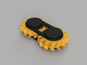 Geared Spinner - Fidget Toy
