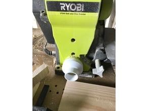 Ryobi Sander Dust Adapter