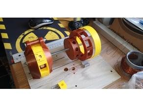 Free energy generator 100 W & 1000 W