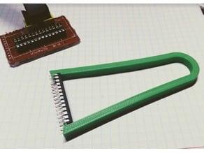 Customizable DIP IC extractor
