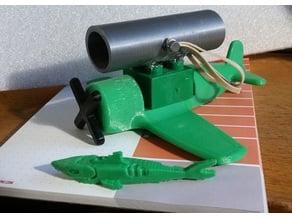Zombie Shark Launcher