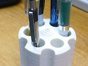 Gun Cylinder Pen / Pencil Holder