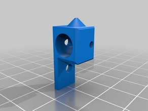 MK8 Extruder Gear on Prusa R4 Extruder
