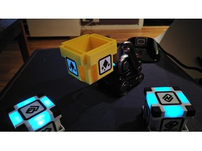 Cozmo Anki - Improved container
