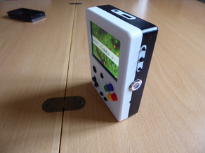 Portable Raspberry Pi game console