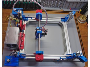 CoreXY Laser engraver