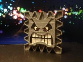 Super Mario THWOMP!