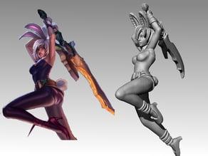 Battle Bunny Riven