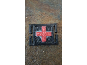 Molle First Aid Cross
