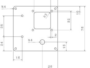GPS Shield `M8N Pixhawk safty switch