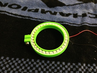 G0704/TM20VL Milling machine spindle LED ring