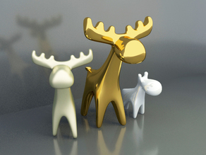 moose decoration