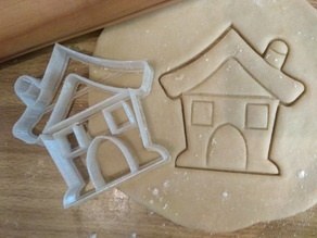 House Cookie Cutter