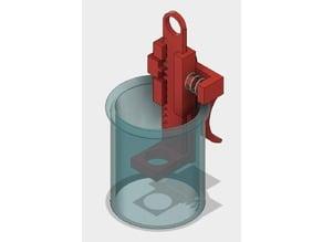 pH electrode holder