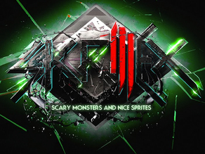Scary Monsters and Nice Sprites by Skrillex