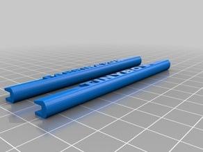 TinyBoy / Fabrikator mini filament tube guide