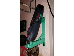 Bosch GRO rotary tool wall mount