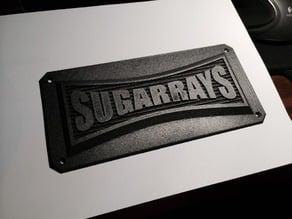 Sugarrays Logo