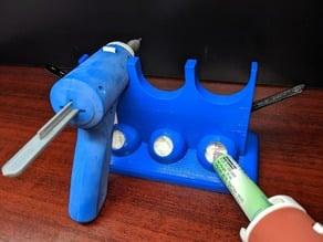 Syringe Dispenser Stand