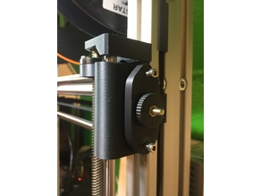 Prusa MK2 x belt tensioner REMIX