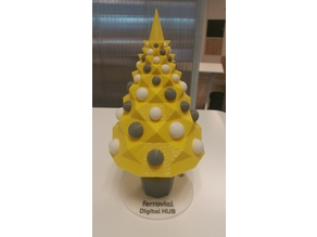 Polygonal Christmas Tree