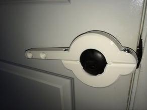 Doorknob Lever Adapter