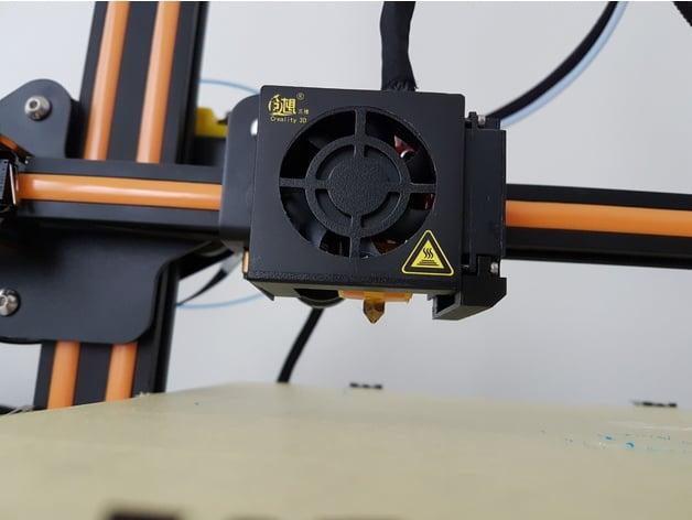 cr-10 duct fan mod by nexi-tech