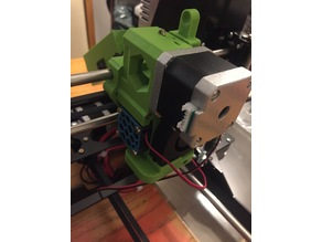 MK2 extruder mk8 drive no probe
