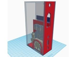 Raspberry pi 3 SSD Case