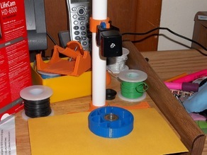 Camera mount for Webcam stand