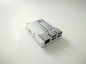 Minimally Functional RPI2-3 Case