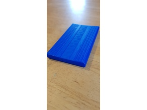 12 inch radius guitar fretboard sanding block