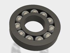 Printable Ball Bearing