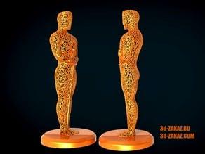 Parting Oscars  humor style Voronoi