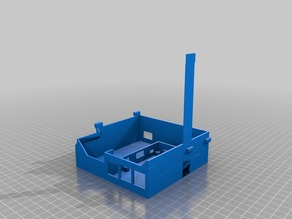AstroBox Pi Ribbon Enclosure