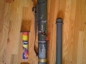 AT4 Bazooka Conversion (Firework Artillery Shell)