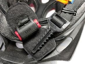Lock Clip for Helmet Abus hs-11 Aduro