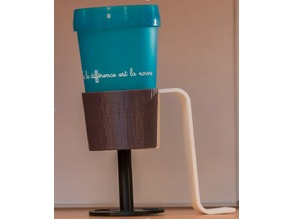 [K] Support de verre (glass holder)